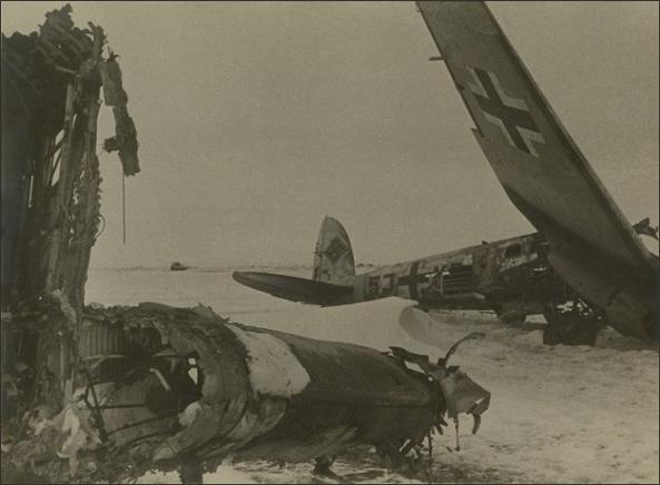Фотохроника второй мировой войны